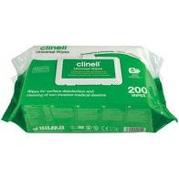 Clinell Hand & Surface Wipes x100